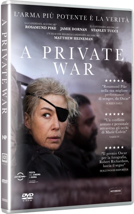 A Private War (DVD) di Matthew Heineman - DVD