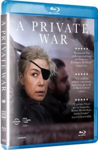 A Private War (Blu-ray) di Matthew Heineman - Blu-ray