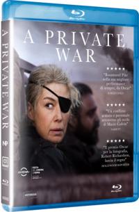 Cover Dvd A Private War (Blu-ray)
