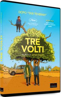 Cover Dvd Tre volti (DVD)