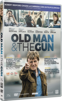 Cover Dvd Old Man and the Gun (DVD)