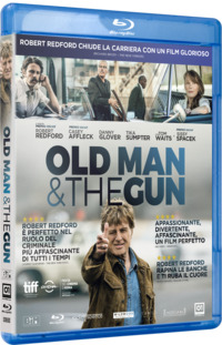 Cover Dvd Old Man and the Gun (Blu-ray)