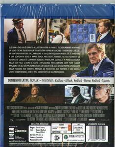 Old Man and the Gun (Blu-ray) di David Lowery - Blu-ray - 2