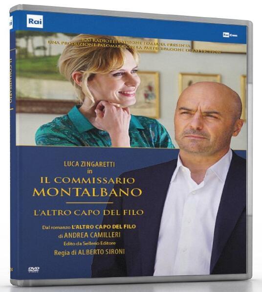 Il commissario Montalbano. L'altro capo del filo (DVD) di Alberto Sironi - DVD