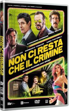 Non ci resta che il crimine (DVD) di Massimiliano Bruno - DVD