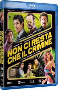 Non ci resta che il crimine (Blu-ray) di Massimiliano Bruno - Blu-ray