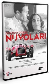Cover Dvd Quando corre Nuvolari (DVD)