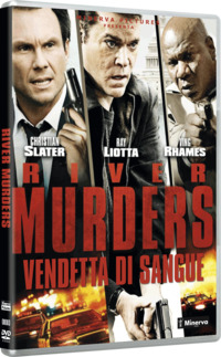 Cover Dvd The Rivers Murders (DVD)
