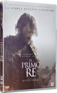 Cover Dvd Il primo re (DVD)