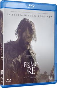 Cover Dvd Il primo re (Blu-ray)