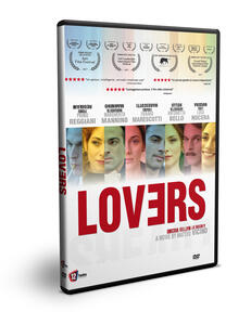 Lovers (DVD) di Matteo Vicino - DVD