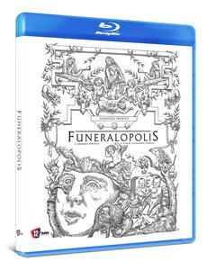 Funeralopis. A Suburban Portrait (Blu-ray) di Alessandro Redaelli - Blu-ray