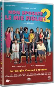 Non sposate le mie figlie 2 (DVD) di Philippe de Chauveron - DVD