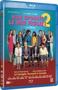 Non sposate le mie figlie 2 di Philippe de Chauveron - Blu-ray