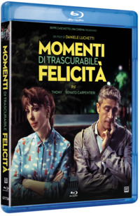 Cover Dvd Momenti di trascurabile felicità (Blu-ray)