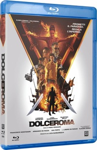 Cover Dvd Dolceroma (Blu-ray)