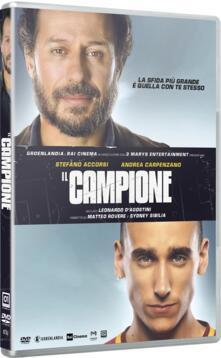 Il campione (DVD) di Leonardo D'Agostini - DVD