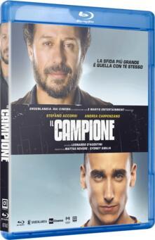 Il campione (Blu-ray) di Leonardo D'Agostini - Blu-ray