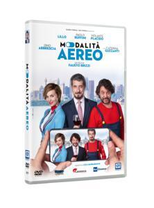 Modalità aereo (DVD) di Fausto Brizzi - DVD