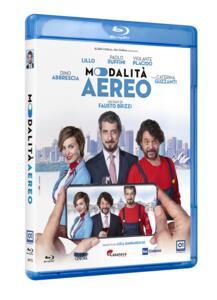 Modalità aereo (Blu-ray) di Fausto Brizzi - Blu-ray