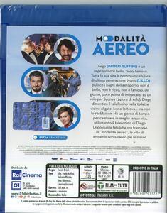 Modalità aereo (Blu-ray) di Fausto Brizzi - Blu-ray - 2