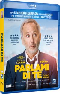 Cover Dvd Parlami di te (Blu-ray)