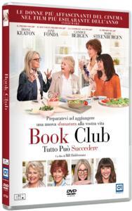 Book club. Tutto può succedere (DVD) di Bill Holderman - DVD