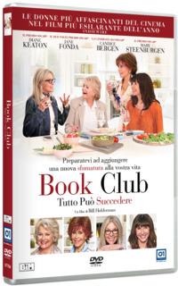 Cover Dvd Book club. Tutto può succedere (DVD)