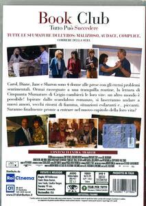 Book club. Tutto può succedere (DVD) di Bill Holderman - DVD - 2