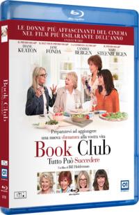 Cover Dvd Book club. Tutto può succedere (Blu-ray)
