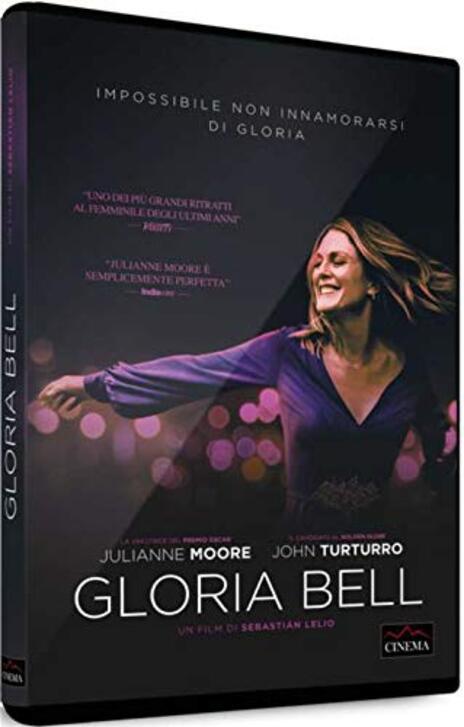 Gloria Bell (DVD) di Sebastián Lelio - DVD
