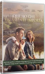 Quello che veramente importa (DVD) di Paco Arango - DVD