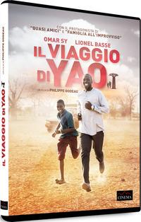 Cover Dvd Il viaggio di Yao (DVD)