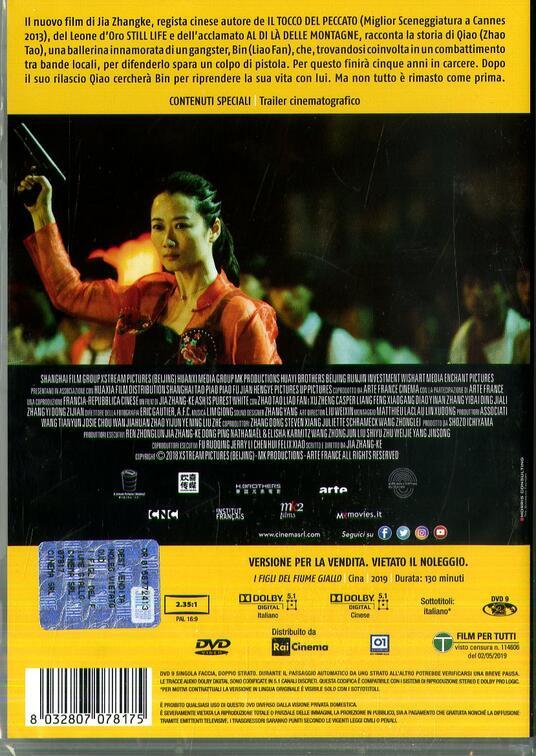I figli del fiume giallo (DVD) di Jia Zhangke - DVD - 2