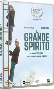 Il grande spirito (DVD) di Sergio Rubini - DVD