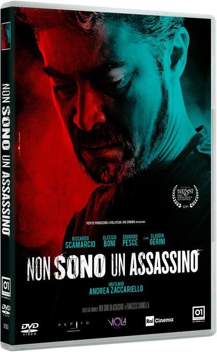Non sono un assassino (DVD) di Andrea Zaccariello - DVD