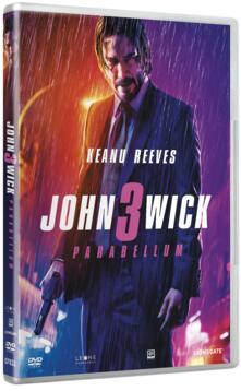 John Wick 3. Parabellum (DVD) di Chad Stahelski - DVD