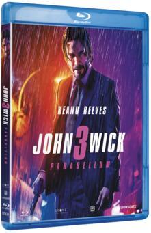 John Wick 3. Parabellum (Blu-ray) di Chad Stahelski - Blu-ray