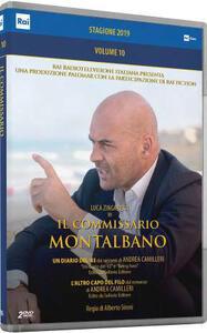 Il commissario Montalbano. Stagione 2019 vol.10. Serie TV ita (2 DVD) di Alberto Sironi - DVD