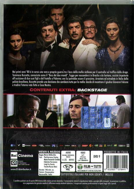 Il traditore (DVD) di Marco Bellocchio - DVD - 2
