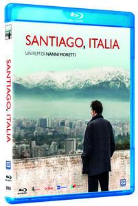 Santiago, Italia (Blu-ray ) di Nanni Moretti - Blu-ray