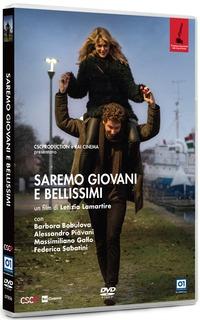 Cover Dvd Saremo giovani e bellissimi (DVD)
