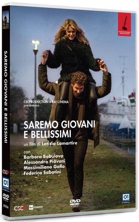 Saremo giovani e bellissimi (DVD) di Letizia Lamartire - DVD
