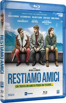 Restiamo amici (Blu-ray) di Antonello Grimaldi - Blu-ray