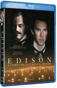 Edison. L'uomo che illuminò il mondo (Blu-ray) di Alfonso Gomez-Rejon - Blu-ray