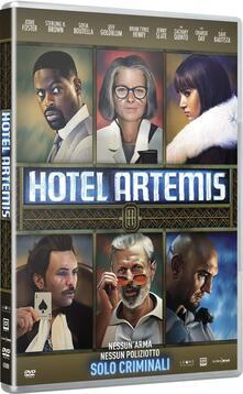 Hotel Artemis (DVD) di Drew Pearce - DVD
