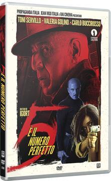 5 è il numero perfetto (DVD) di Igort - DVD