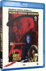Film 5 è il numero perfetto (Blu-ray) Igort