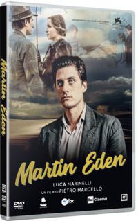 Cover Dvd Martin Eden (DVD)