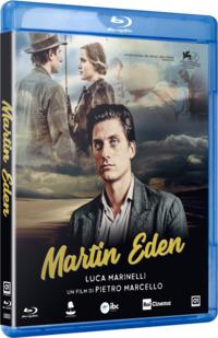 Cover Dvd Martin Eden (Blu-ray)